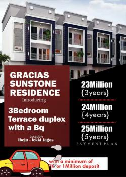 Own a 2 Bedroom Flat in a Beautiful Estate at Ibeju Lekki, Dangote Refinery Road, Eleko, Ibeju Lekki, Lagos, Self Contained (single Rooms) for Sale
