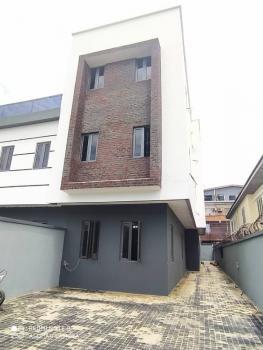 Brand New 4 Bedroom Semi Detached Duplex, Lekki Phase 1, Lekki, Lagos, Semi-detached Duplex for Sale