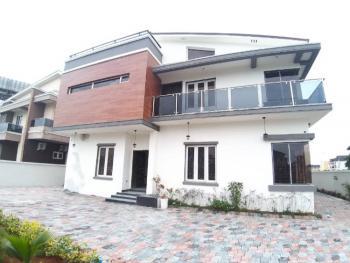 Exotic Brand New 5 Bedroom Fully Detached Duplex, Pinnock Estate, Osapa, Lekki, Lagos, Detached Duplex for Rent