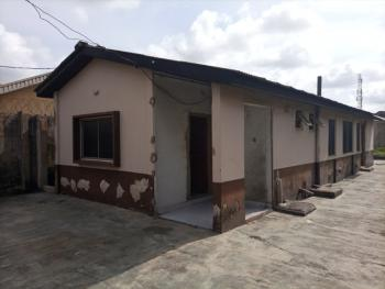 Fully Detach3 Bedroom Bungalow on a Plot of Land with a Set Back, Off Adeniran Ogunsanya Street, Adeniran Ogunsanya, Surulere, Lagos, Detached Bungalow for Sale