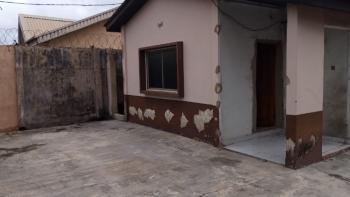 3 Bedroom Semi Detached Bungalow, Adeniran Ogunsanya, Surulere, Lagos, Detached Bungalow for Rent