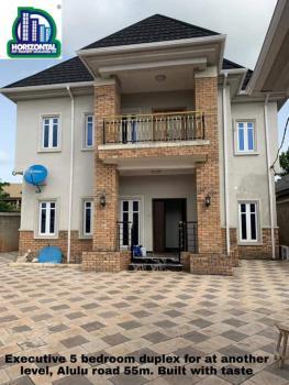 Executive 5 Bedroom Duplex Built with Taste., Alulu, Abakpa Nike, Enugu, Enugu, House for Sale