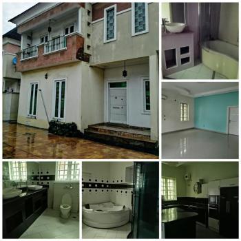 5 Bedroom Detached House with Two Sittings, Study Room + Servant Quater, Mini Estate, Ikeja Gra, Ikeja, Lagos, Detached Duplex for Rent