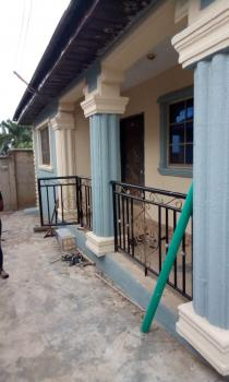 Well Structured 2 Bedroom Flat, Aduramigba, Osogbo, Osun, Flat for Rent