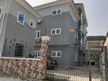 Tastefully Finished 3 Bedroom Flat, Orchid Road, Second Toll Gate, Lekki, Lagos, Flat for Rent