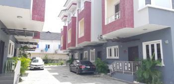 4 Bedroom Terrace Duplex with Bq, Osapa London, Osapa, Lekki, Lagos, Terraced Duplex for Rent