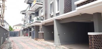 Tasteful 4 Bedroom Terrace Duplex with Bq, Osapa London, Osapa, Lekki, Lagos, Terraced Duplex for Rent