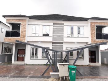 Serviced 4 Bedroom Ensuite Semidetached, Beside Pinnock Beach Estate, Osapa London, Jakande, Lekki, Lagos, Semi-detached Duplex for Sale