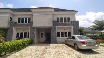 Luxurious 4 Bedrooms Semi Detached with 2 Living Rooms, Along Effab Queen Estate Road, Gwarinpa, Abuja, Semi-detached Duplex for Sale