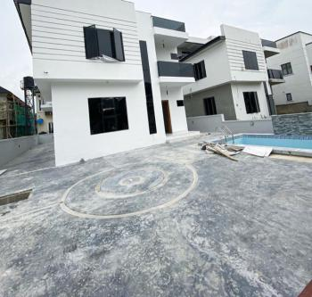 Executive 5 Bedroom Fully Detached Duplex with Bq,s/pool Etc, Ikota, Ado, Ajah, Lagos, Detached Duplex for Sale