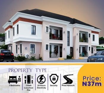 Three Bedroom, Three Bathroom Luxurious Flat, 1 Emerald Road, Eleko, Ibeju Lekki, Lagos, Block of Flats for Sale