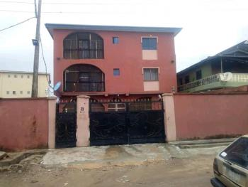 Tastefully and Well Maintained Upper Floor 3 Bedroom Flat with Guest Toilet, Shortly After The Roundabout, Ogudu, Lagos, Flat for Rent