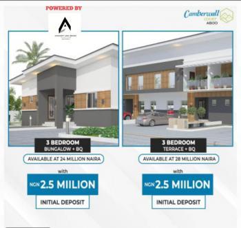 Affordable 3 Bedroom Apartment, Abijo Gra, Sangotedo, Ajah, Lagos, Detached Duplex for Sale
