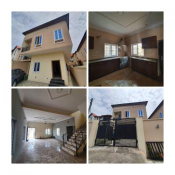 Well Finished 4 Bedroom Duplex, Allen, Ikeja, Lagos, Detached Duplex for Sale