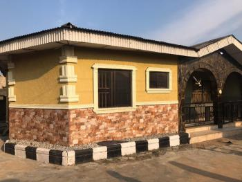 Excellent 4 Bedroom Flat and a Room Self Contained, Ofin Road, Igbogbo, Ikorodu, Lagos, Detached Bungalow for Sale