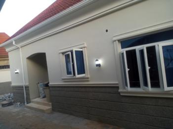 Explicit 1 Bedroom Bq, Efab Queens Estate After Charlie Boy 6th Avenue, Gwarinpa, Abuja, House for Rent