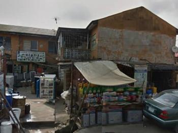 a Commercial Building on 832.20sqm, Ilasa, Isolo, Lagos, Shop for Sale
