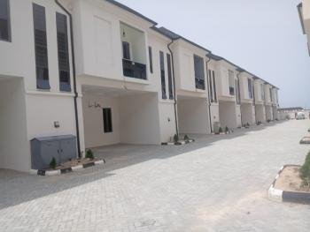 Newly Built and Well Finished 4 Bedroom Terraced Duplex, Orchid Hotel Axis, Lafiaji, Lekki, Lagos, Terraced Duplex for Sale