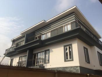 a Well Finished 4 Bedroom Semi Detached Duplex, Ojodu Estate, Ojodu, Lagos, Semi-detached Duplex for Sale