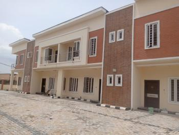 Newly Built 4 Bedroom Terraced Duplex with Fitted Kitchen, Orchid Hotel Axis, Lafiaji, Lekki, Lagos, Terraced Duplex for Sale