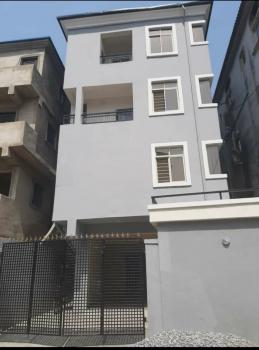 a  Brand New 3 Storey Building with Pent House, Campbell Street, C.m.s, Lagos Island, Lagos, Block of Flats for Sale