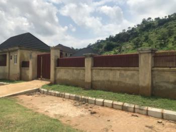 Mountain View Premium Fenced Residential Land, Off Attahiru Jega Street, Diplomatic Zone, Katampe Extension, Katampe, Abuja, Residential Land for Sale