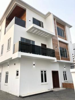 State-of-art 5 Bedroom Fully Detached with a Room, Ajah, Lagos, Detached Duplex for Sale