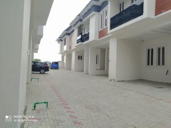 Luxury 4 Bed House, Silk Town Estate Chevron, Lekki, Lagos, Terraced Duplex for Rent