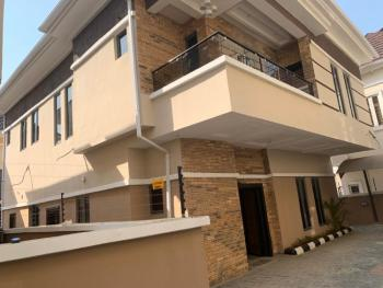 Brand New Spacious 5 Bedroom Fully Detached Duplex with Bq, Chevron Alternative, Lekki, Lagos, Detached Duplex for Rent