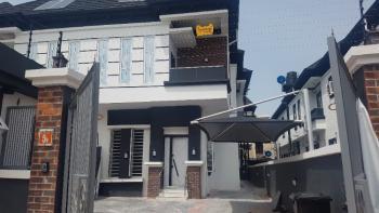 Luxurious 4 Bedroom Semi Detached Duplex, Chevyview Estate, Chevron, Lekki, Lagos, Semi-detached Duplex for Sale