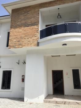 4 Bedroom Terrace Duplex, Diank Estate at Lekki Conservation By Chevron, Lekki Expressway, Yaba, Lagos, Terraced Duplex for Rent
