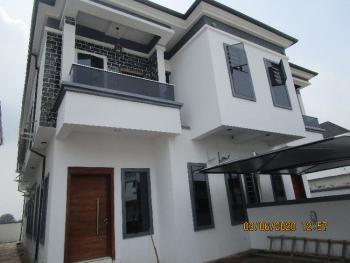4 Semi Bedroom Detached Duplex, Chevyview Estate, Idado, Lekki, Lagos, Detached Duplex for Sale