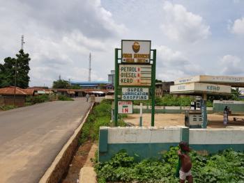 a Standard Filling Station, Baago, Atiba, Oyo, Filling Station for Sale