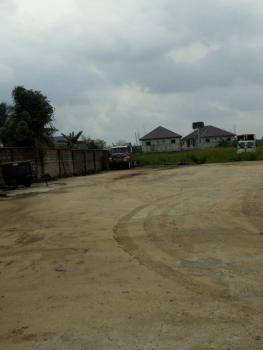Commercial 18 Plot of Land, Onne Road, Eleme, Rivers, Mixed-use Land for Sale