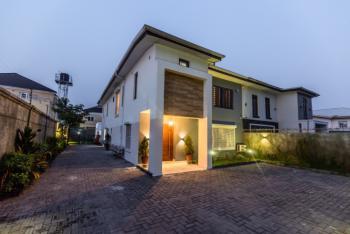 Luxury Furnished 4 Bedroom Semi-detached, Lekki Phase 1, Lekki, Lagos, Semi-detached Duplex for Sale