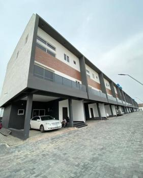 Exquisitely Finished 4 Bedroom Terrace Duplex with Bq, Ikate Elegushi, Lekki, Lagos, Terraced Duplex for Sale