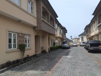Beautifully Finished 3 Bedroom Duplex with a Spacious Bq, Osapa London Estate, Osapa, Lekki, Lagos, Terraced Duplex for Rent
