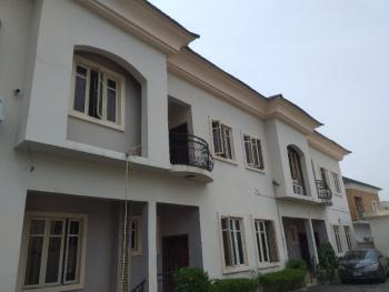 American Standard 4 Bedroom Duplex, All Rooms Ensuite, Osapa London Estate, Osapa, Lekki, Lagos, Terraced Duplex for Rent