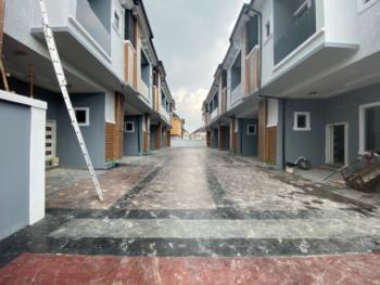 Newly Built 4 Bedroom Terrace Duplex, Chevron, Lekki, Lagos, Terraced Duplex for Sale