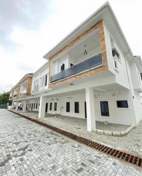 Executive Luxury Units of Serviced 4 Bedroom Terrace Duplexes, Chevron, Lekki Phase 2, Lekki, Lagos, Terraced Duplex for Sale