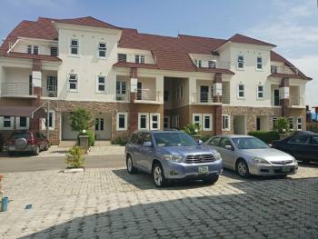 Luxury 4 Bedroom Terraced + Bq, Airport Road, Jabi, Abuja, Terraced Duplex for Sale