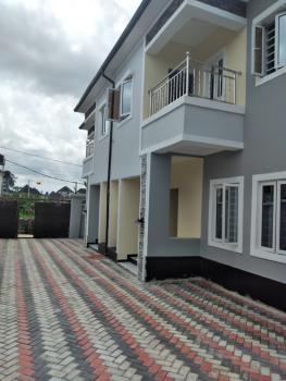 Luxurious 2 Bedroom Duplex, Shell Cooperative, Eliozu, Port Harcourt, Rivers, Terraced Duplex for Rent