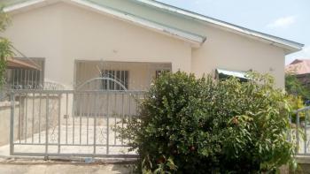 Good and Spacious Three Bedroom Bungalow, Estate, Mbora, Abuja, Semi-detached Bungalow for Rent