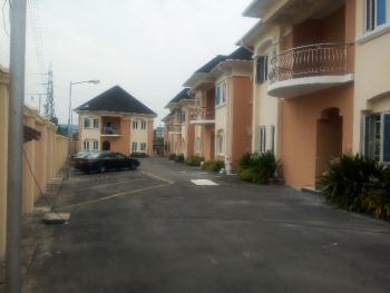 Luxury Semi Detached 4 Bedroom Duplex, Estate Close to Aba Road, Rumuogba, Port Harcourt, Rivers, Semi-detached Duplex for Rent