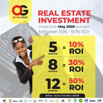 Invest in Real Estate at 50% Return on Investment in 12 Months, 157 3rd Avenue, Gowon Estate, Egbeda, Alimosho, Lagos, Land Joint Venture