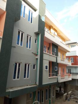Brand New Fully Serviced Mini Flats, By The Second Toll Gate, Lafiaji, Lekki, Lagos, Mini Flat for Rent