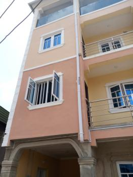 Newly Built Spacious Mini Flat 2toilet, Off Agunlejika Street, Ijesha, Surulere, Lagos, Mini Flat for Rent