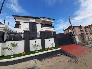 4 Bedroom Bedroom Duplex, Osapa, Lekki, Lagos, Detached Duplex for Rent