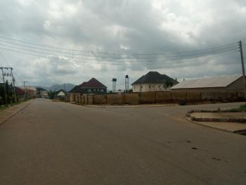 Corner Piece, Built Up 1200sqm, Neighborhood Enjoys Virtually 247 Power, Extension 3, Kubwa, Abuja, Residential Land for Sale