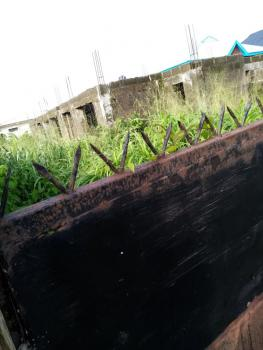 Uncompleted Building on a Full Plot of Land, Ijegun Ikotun, Alimosho, Lagos, Residential Land for Sale